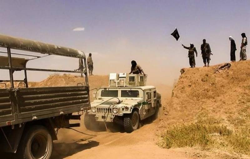 IS militants take control of last Iraq-Syria crossing