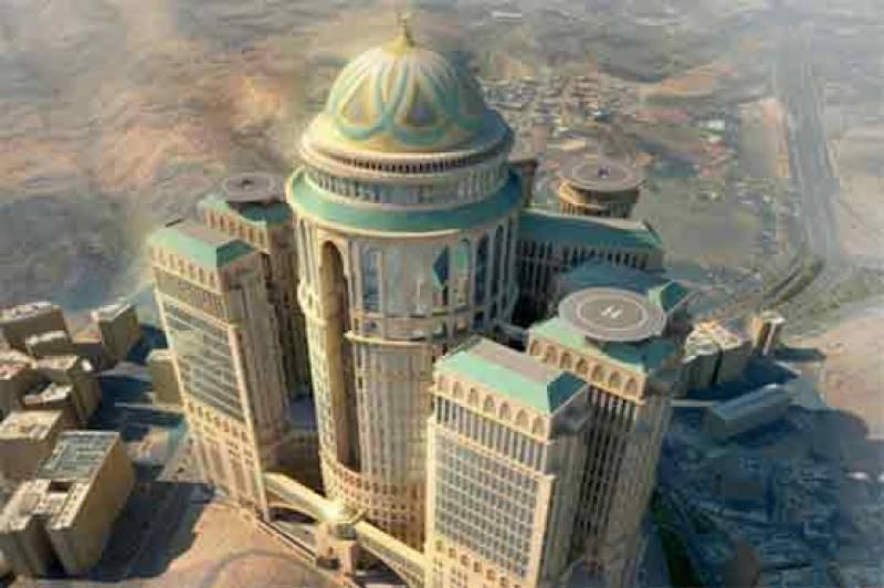 Saudi Arabia to unveil world's largest hotel
