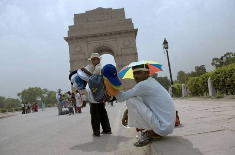 After terrorism, Pakistan blamed for hot weather in India