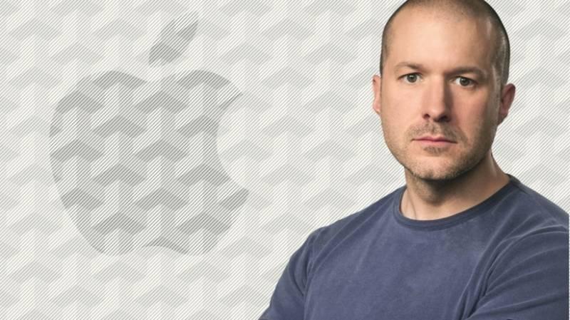 Apple promotes its design guru Jony Ive