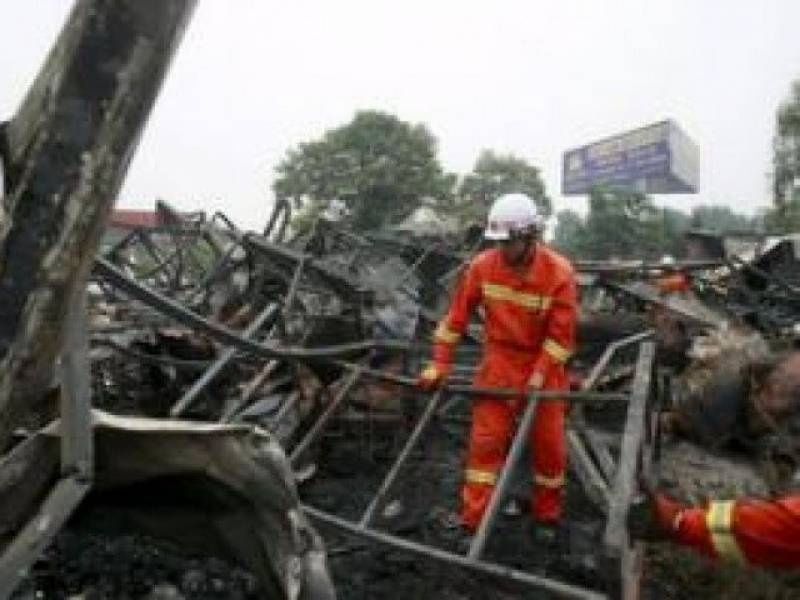 Fire at China rest home kills 38