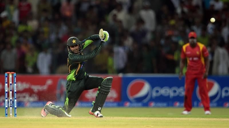 First ODI: Pakistan beat Zimbabwe by 41 runs