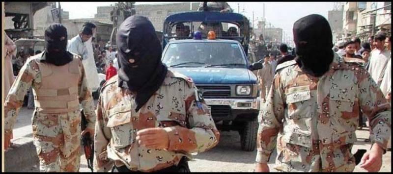 Karachi: Three terrorists killed in detonation during Rangers encounter