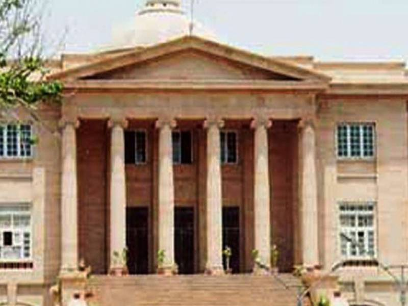 Masked Personnel In Court: SHC to indict Sindh police officials on May 28