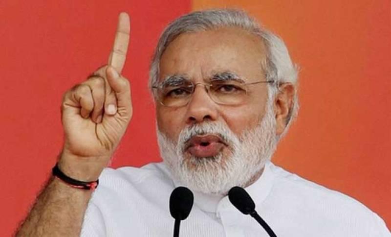 #SaalEkShuruaatAnek: Optimistic Modi recalls achievements as year completed in office