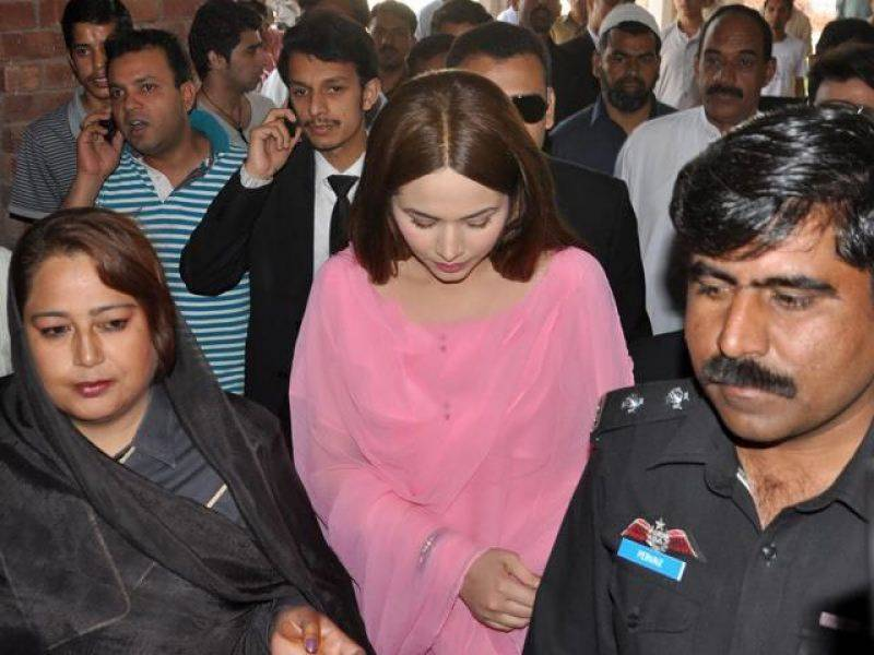 Lawyers save Ayyan Ali from hassle