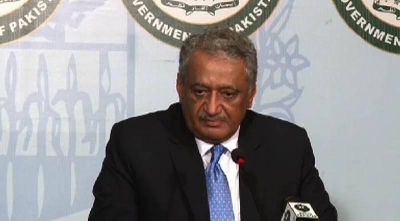 Pakistan mindful of Indian plot to sabotage China-Pak Economic Corridor