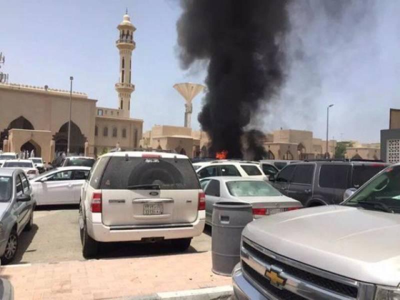Four killed in Dammam Shia mosque blast