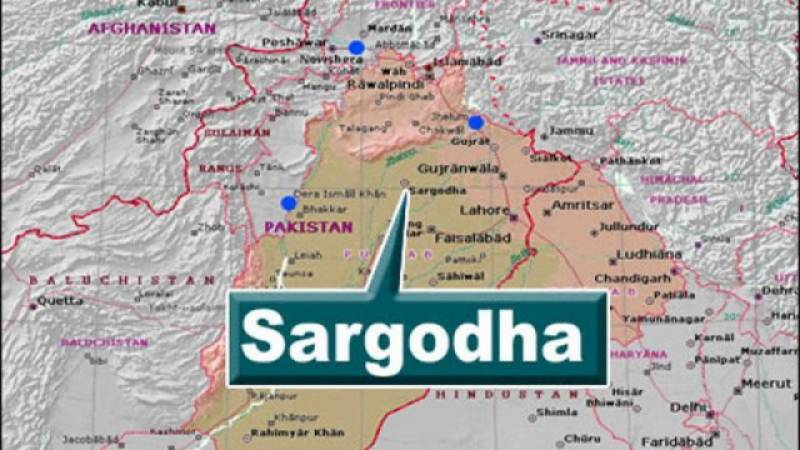 Two suicide bombers killed in Sargodha