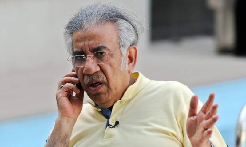 Hashwani calls for action against Modi at int'l forums