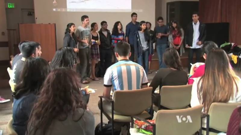 Bridging gaps: US college aims to bring Pakistan-India students together