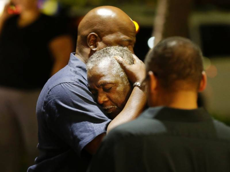 Call it terrorism in Charleston: CNN