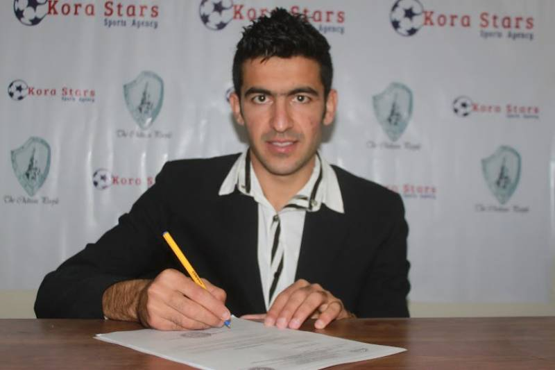 First Pakistani footballer signed contract with American soccer club