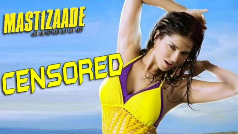 Sunny Leone's Mastizaade refused certification at all three levels