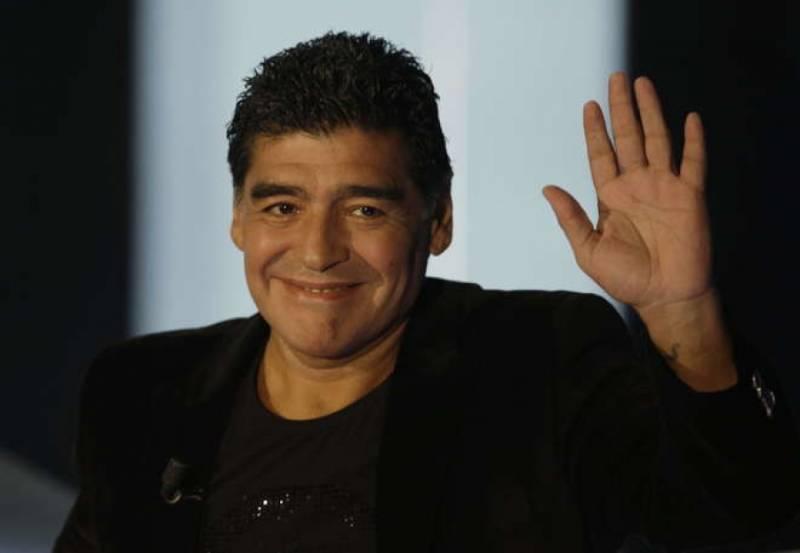 Maradona 'to run for Fifa presidency'