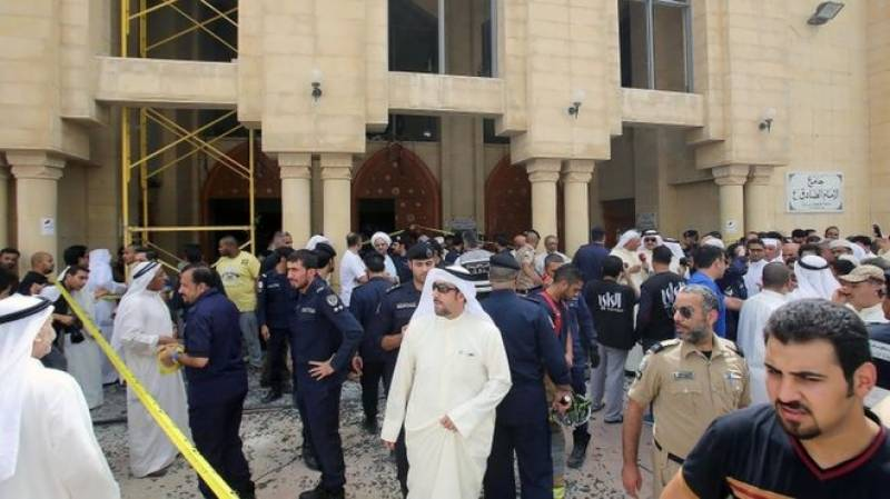 27 killed, 202 wounded in Kuwait mosque blast