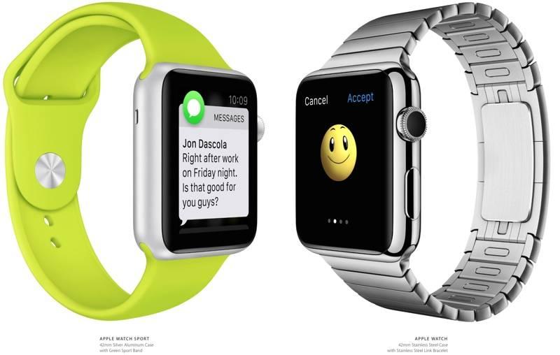 Apple Watch lands in competitive S. Korea market
