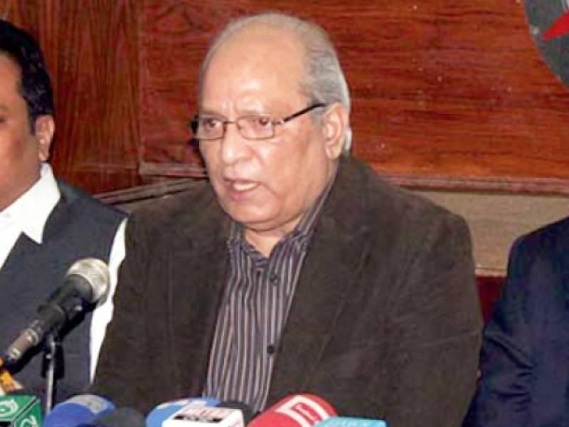 Global environmental changes responsible for Karachi deaths: Mushahidullah Khan