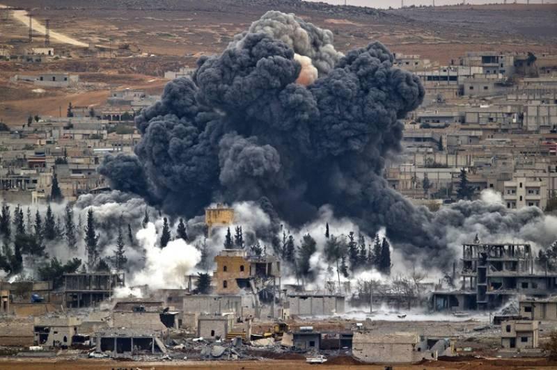 IS militants kill 146 in Syria's Kobani