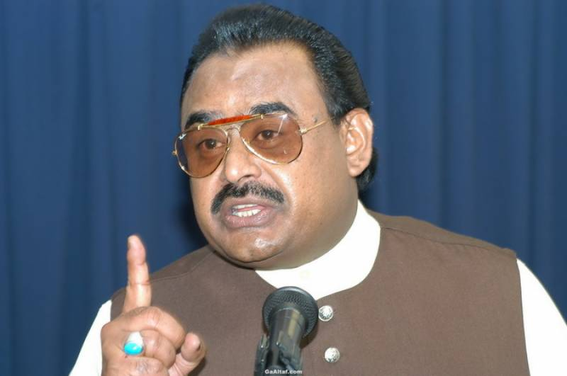 MQM facing an organised political wipeout: Altaf Hussain