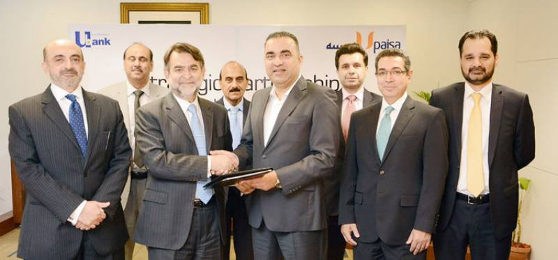 NBP, Ufone sign partnership to build national payment system