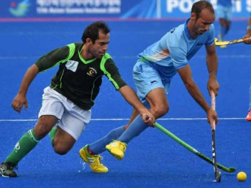 Pakistan, India crucial game ends in draw