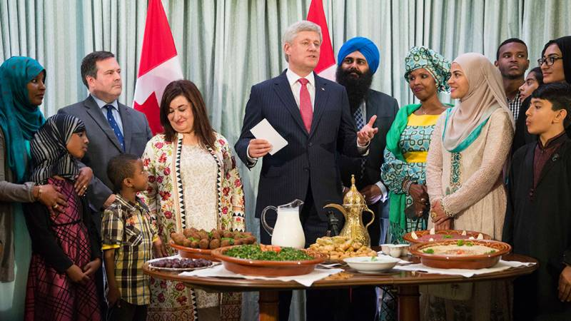 Canadian Prime Minister hosts first ever iftar