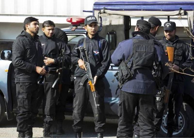 Four Al-Qaeda terrorists killed near Lahore