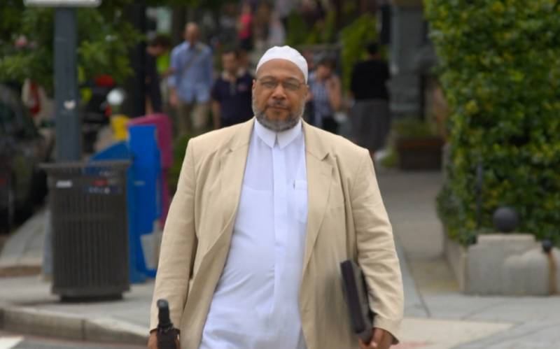 'HOLY and HOMO': America's first gay 'imam'