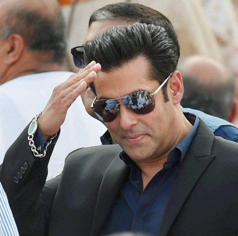 Salman begins his Sultan journey in Punjab