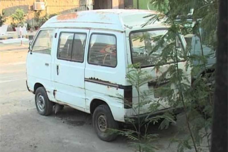 Seven flood-duty ambulances recovered from Zardari's relative
