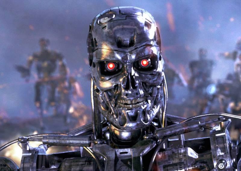 Robot kills man in Germany