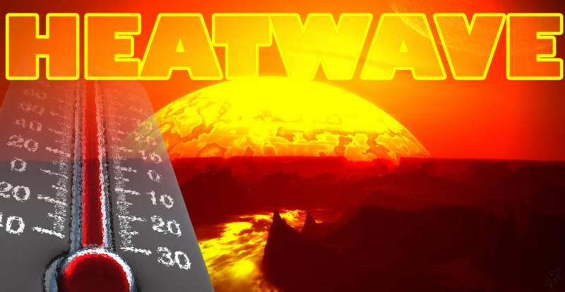 UK Heatwave: July 1 hottest day in 160 years
