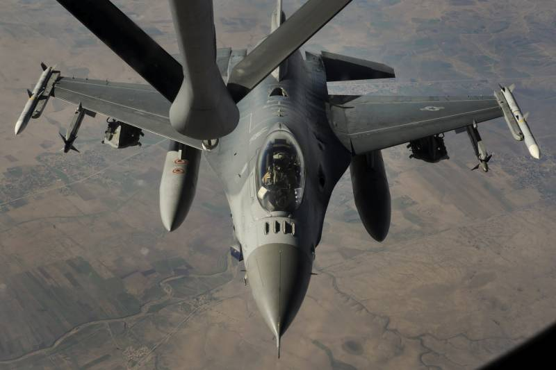 22 dead in heavy US raids on IS Syria stronghold