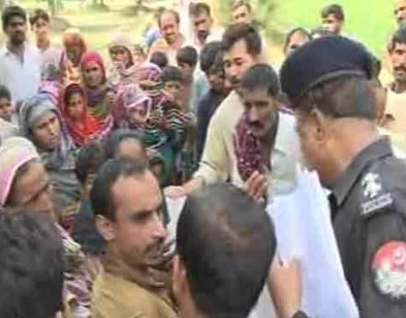 Cruel landlord kills man over petty dispute in Multan