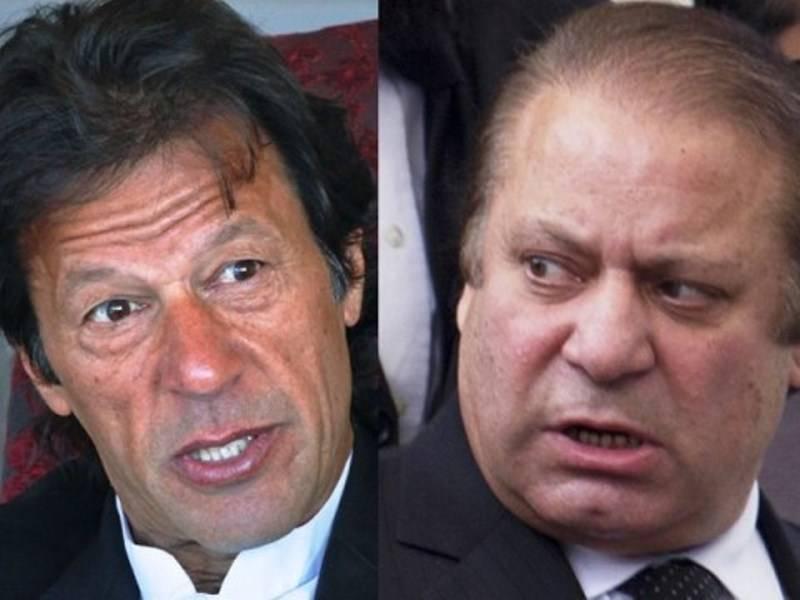 Imran blames Nawaz for Zardari's outburst against army