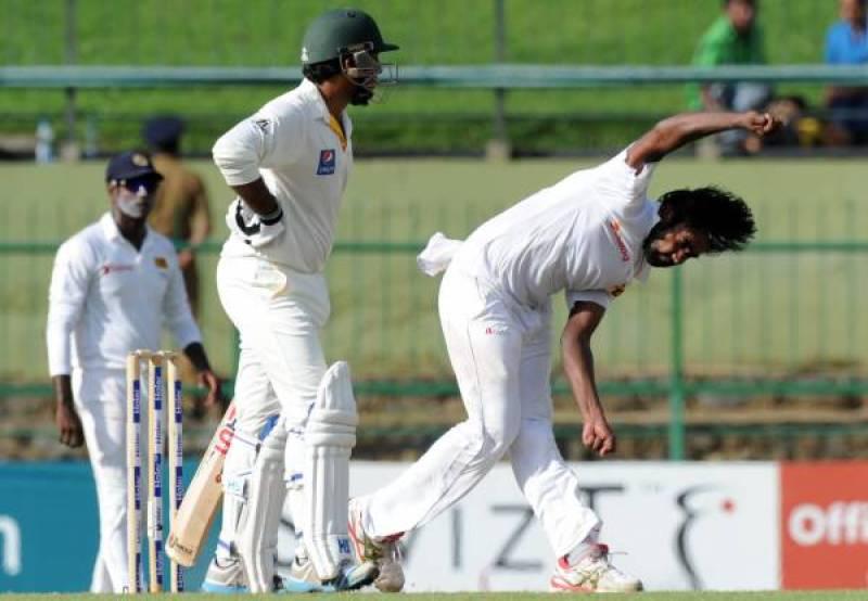 Pakistan concede 63-run lead to Sri Lanka