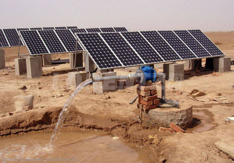 Small farmers to get interest free loans for solar tube-wells