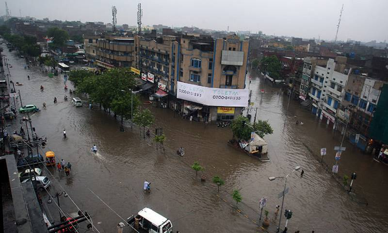 4 die as monsoon downpours lash country