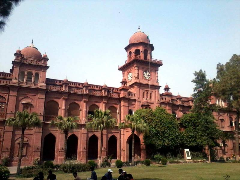 Lahore varsities warned about terror threats