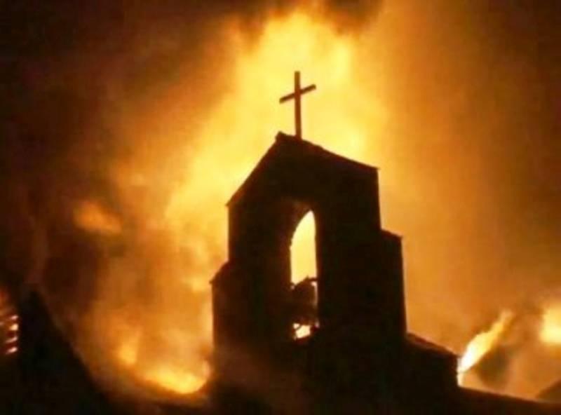 Muslims gather money to rebuild burnt Black churches