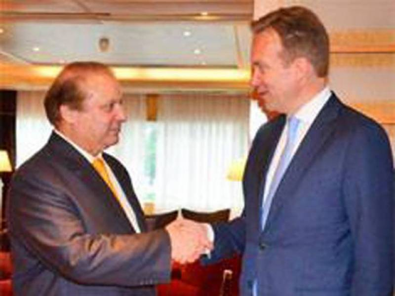 Pakistan intends to boost ties with Norway: PM Nawaz
