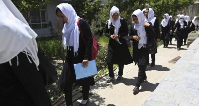 Afghanistan: Men threw acid on girls as 'punishment for going to school'