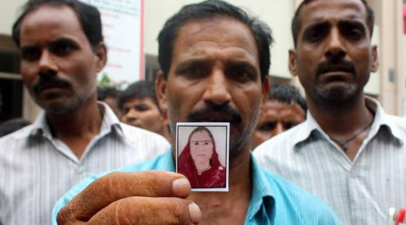 Indian police set woman on fire for not paying bribe