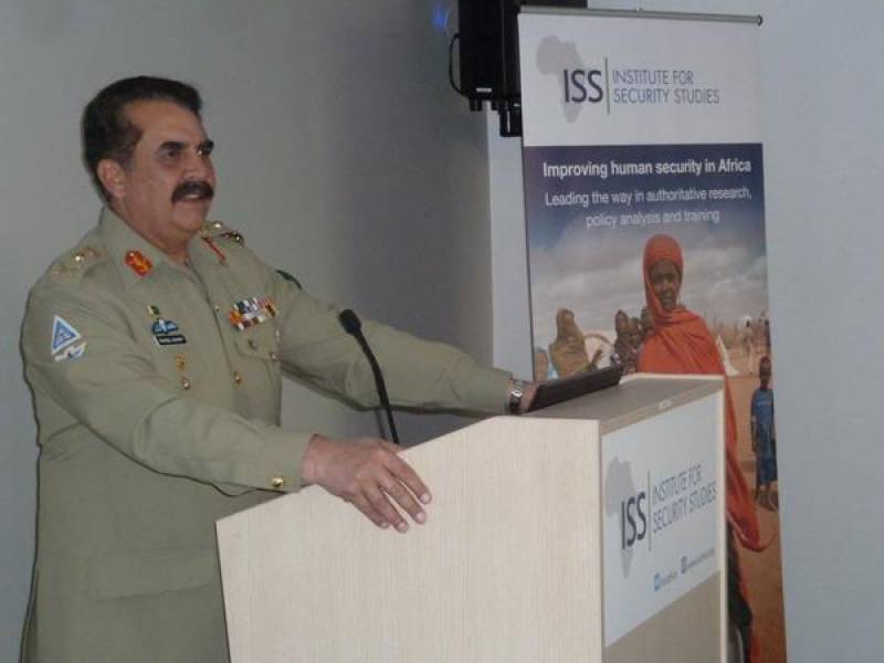 Pakistan crushed terror as a nation: Army Chief