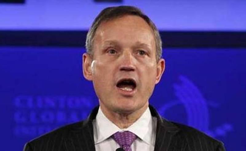 Scandal-hit Barclays bank axes chief executive