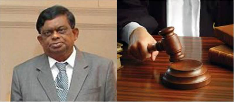 Top Sri Lankan judge held for sexual assault
