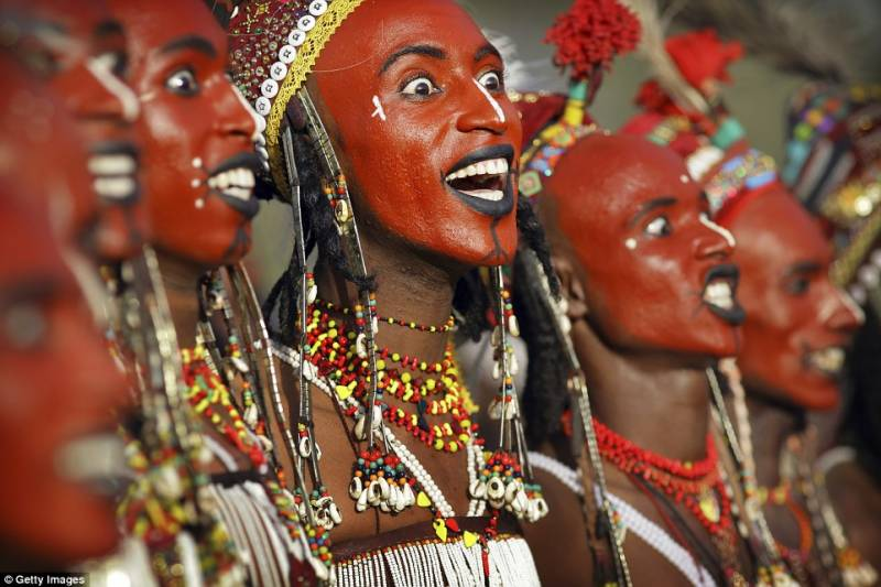 Wife-stealing festival to be held in Sahara