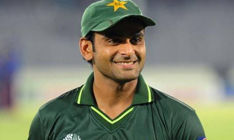 ICC bans Hafeez for one year due to illegal bowling action