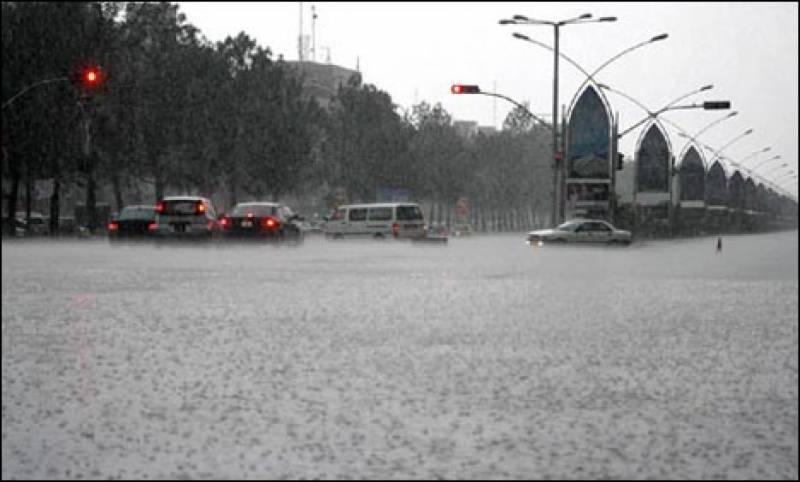 More rains forecast across Pakistan